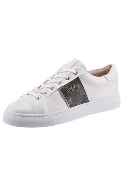 joop! plateausneakers »cortina lista coralie« wit