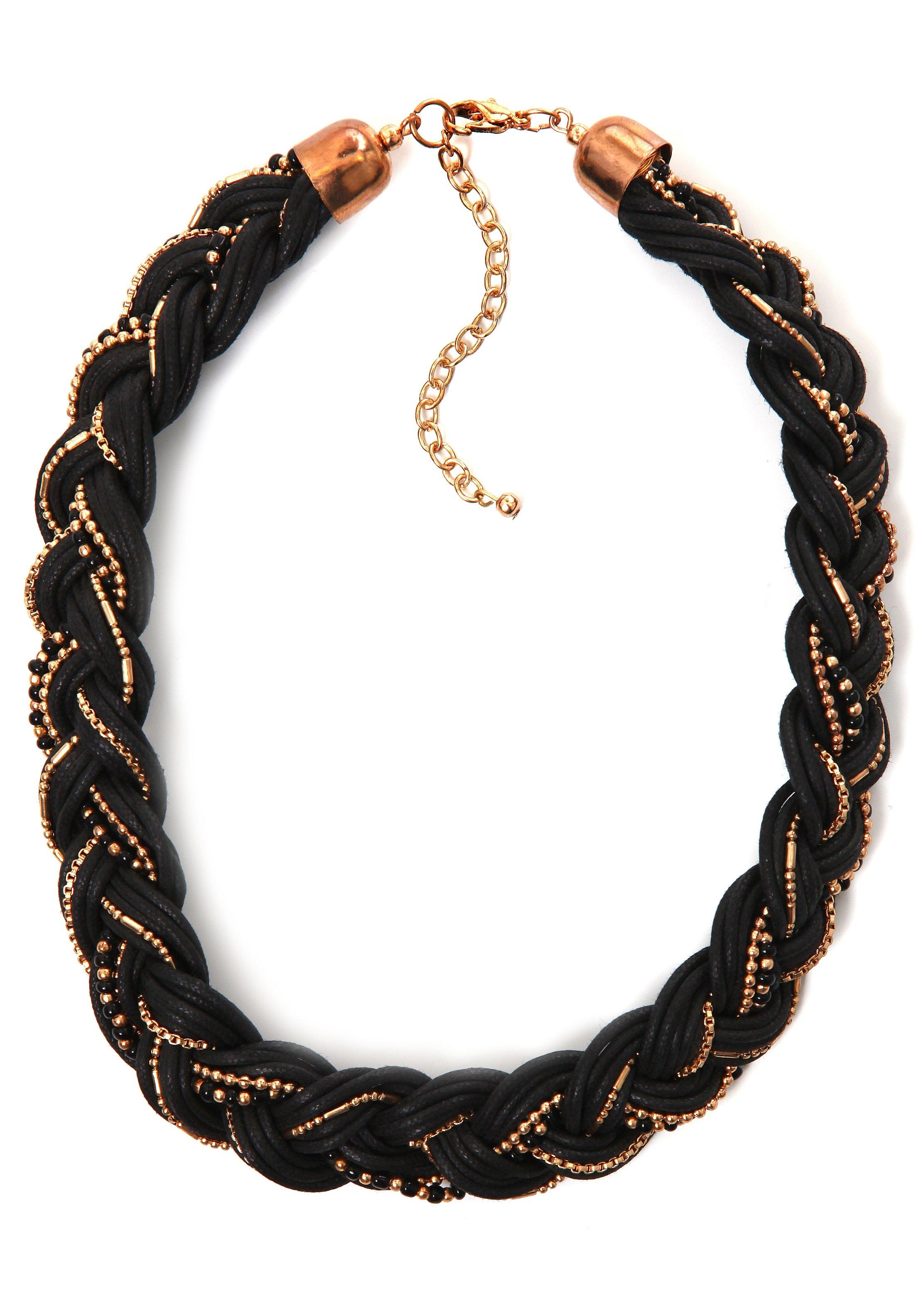 COLLEZIONE ALESSANDRO collier C2297-F01-101 met glaskralen online kopen op otto.nl
