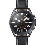 samsung smartwatch galaxy watch 3, edelstaal, 45 mm, lte (sm-r845) zwart