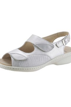 hallux soft by goldkrone sandaaltjes beige
