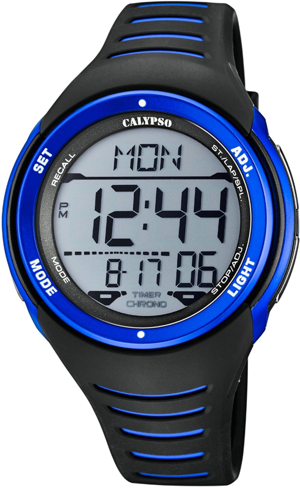 CALYPSO WATCHES Chronograaf Color Splash, K5807/4 in de webshop van OTTO kopen