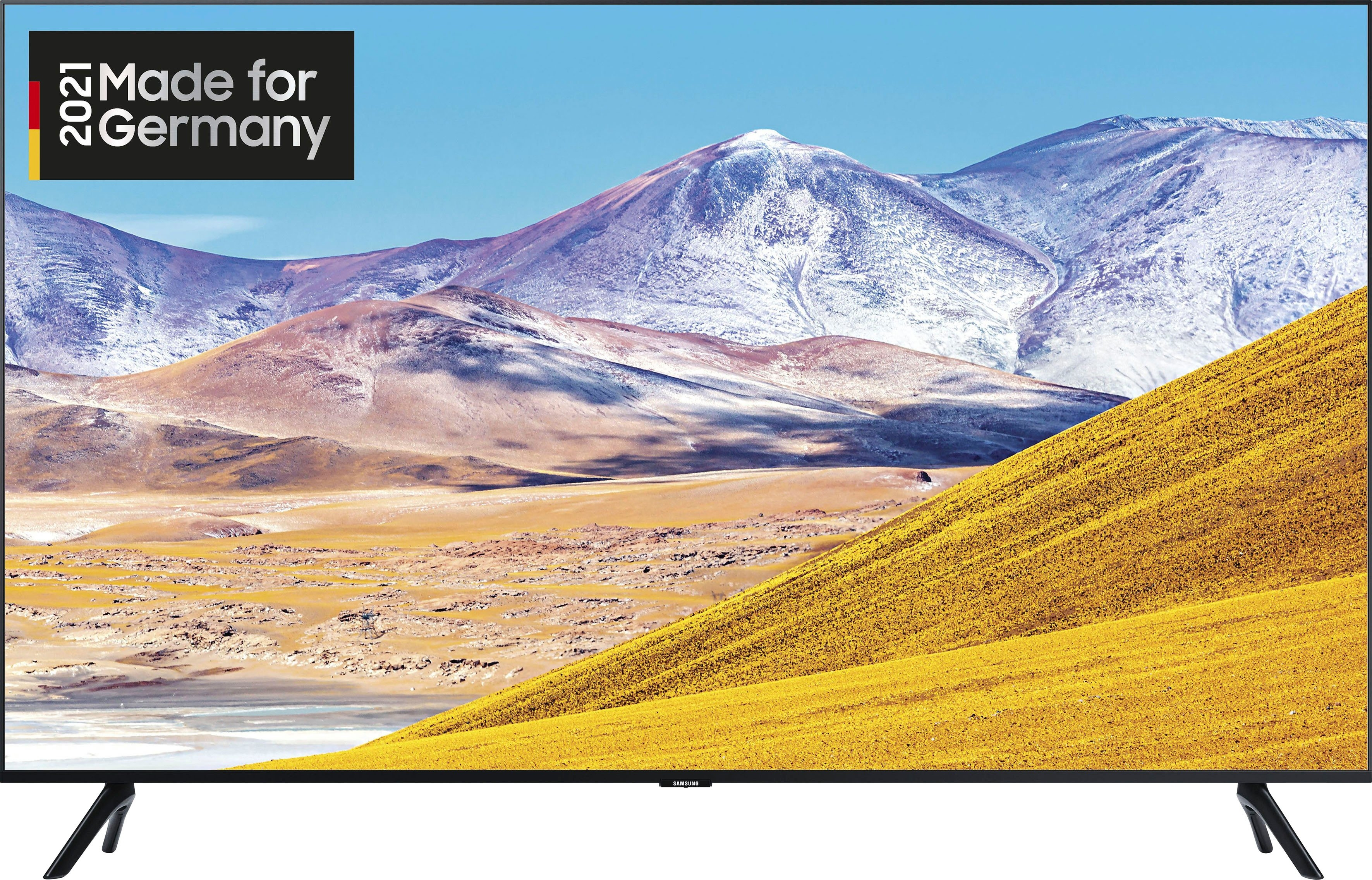 Samsung »GU82TU8079« LED-TV in de webshop van OTTO kopen