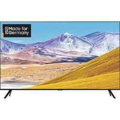 "samsung led-tv gu82tu8079u, 207 cm - 82 "", 4k ultra hd, smart-tv zwart"