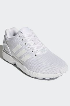 adidas originals sneakers »zx flux« wit