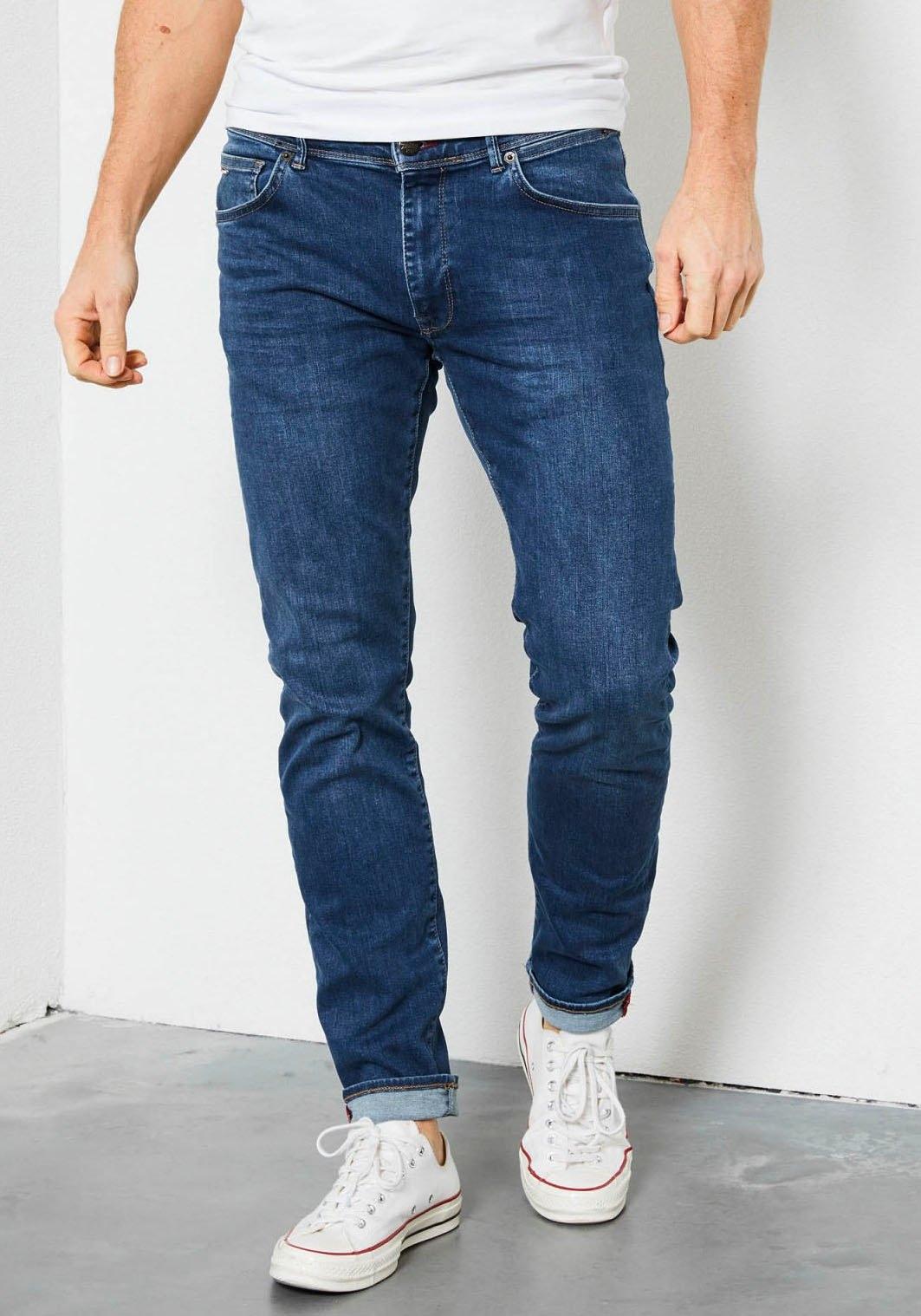 Petrol Industries slim fit jeans »SEAHAM-CLASSIC« nu online bestellen