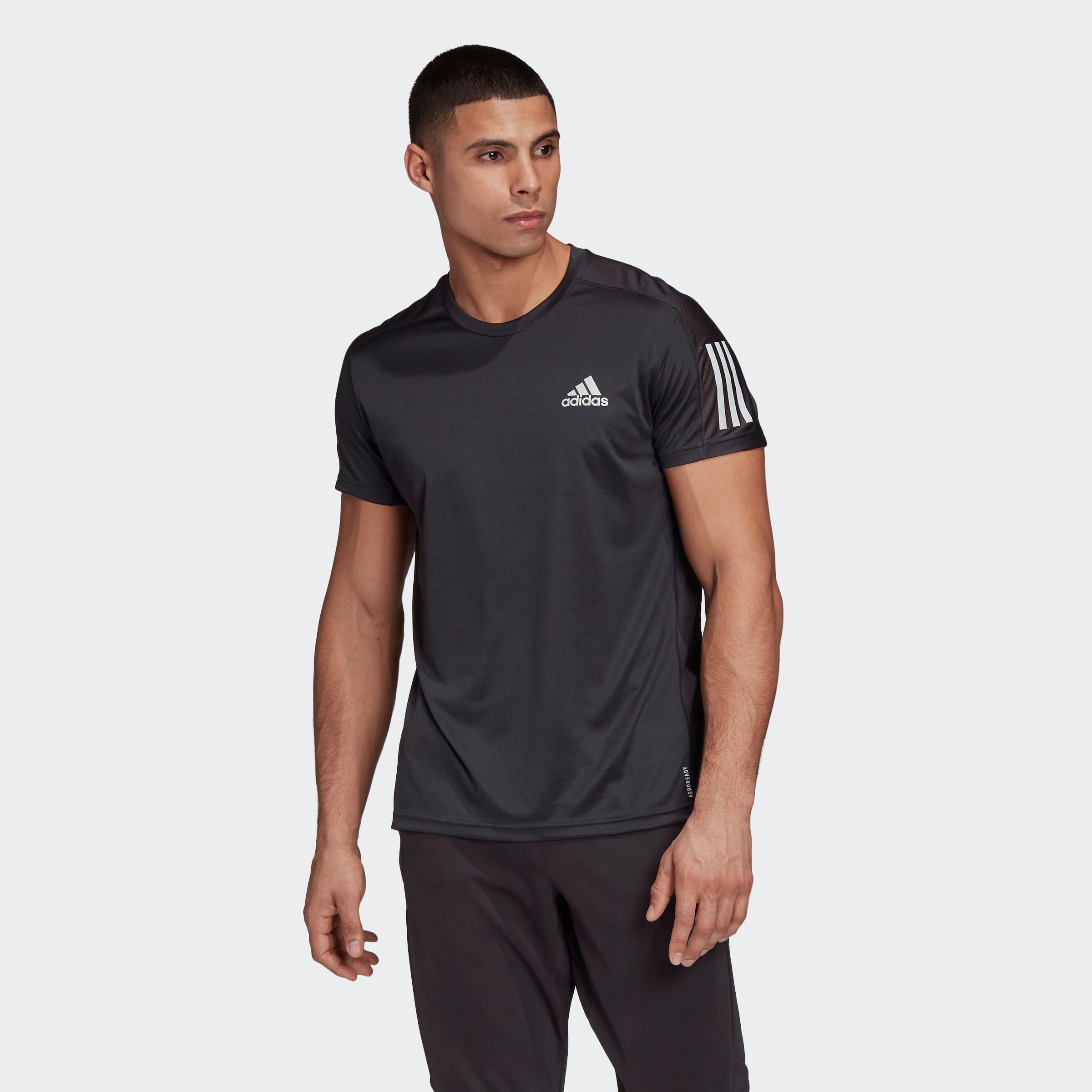 adidas Performance Runningshirt ADIDAS OWN THE RUN TEE MEN - gratis ruilen op otto.nl