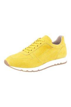 sneakers geel