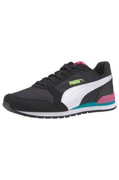 puma sneakers »st runner v2 nl« zwart