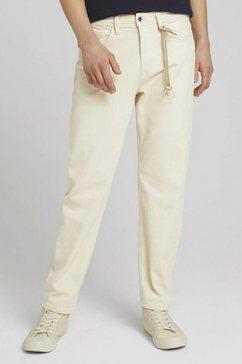tom tailor denim loose fit jeans beige