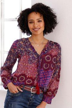 linea tesini by heine gedessineerde blouse