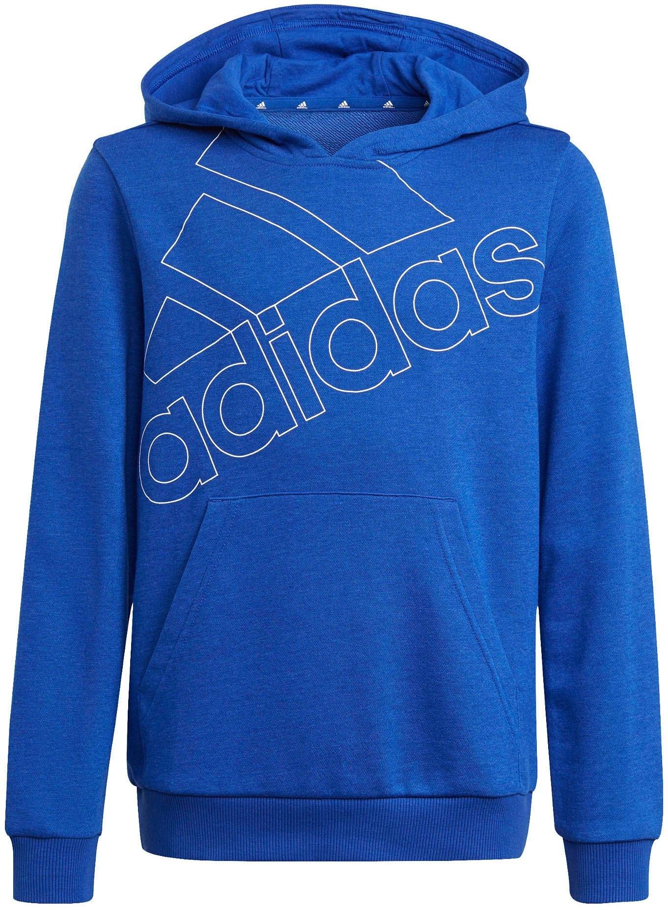 adidas Performance hoodie ADIDAS BOYS ESSENTIALS LOGO HOODIE veilig op otto.nl kopen