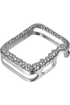 sky•b smartwatch-huelle »champagne bubbles, w004s38, 38 mm« zilver
