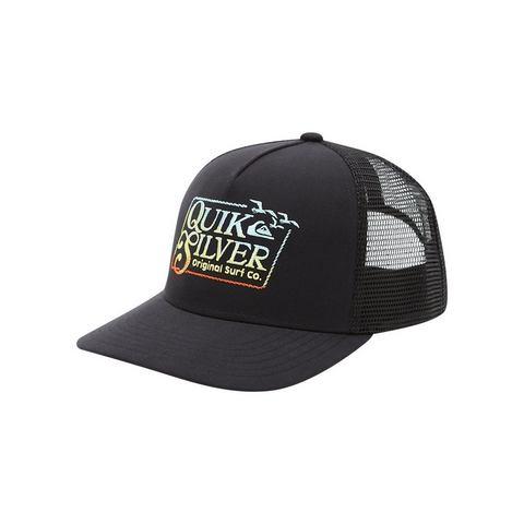 Quiksilver trucker-cap Clean Mess
