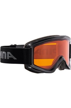 alpina sports skibril smash 2.0 zwart