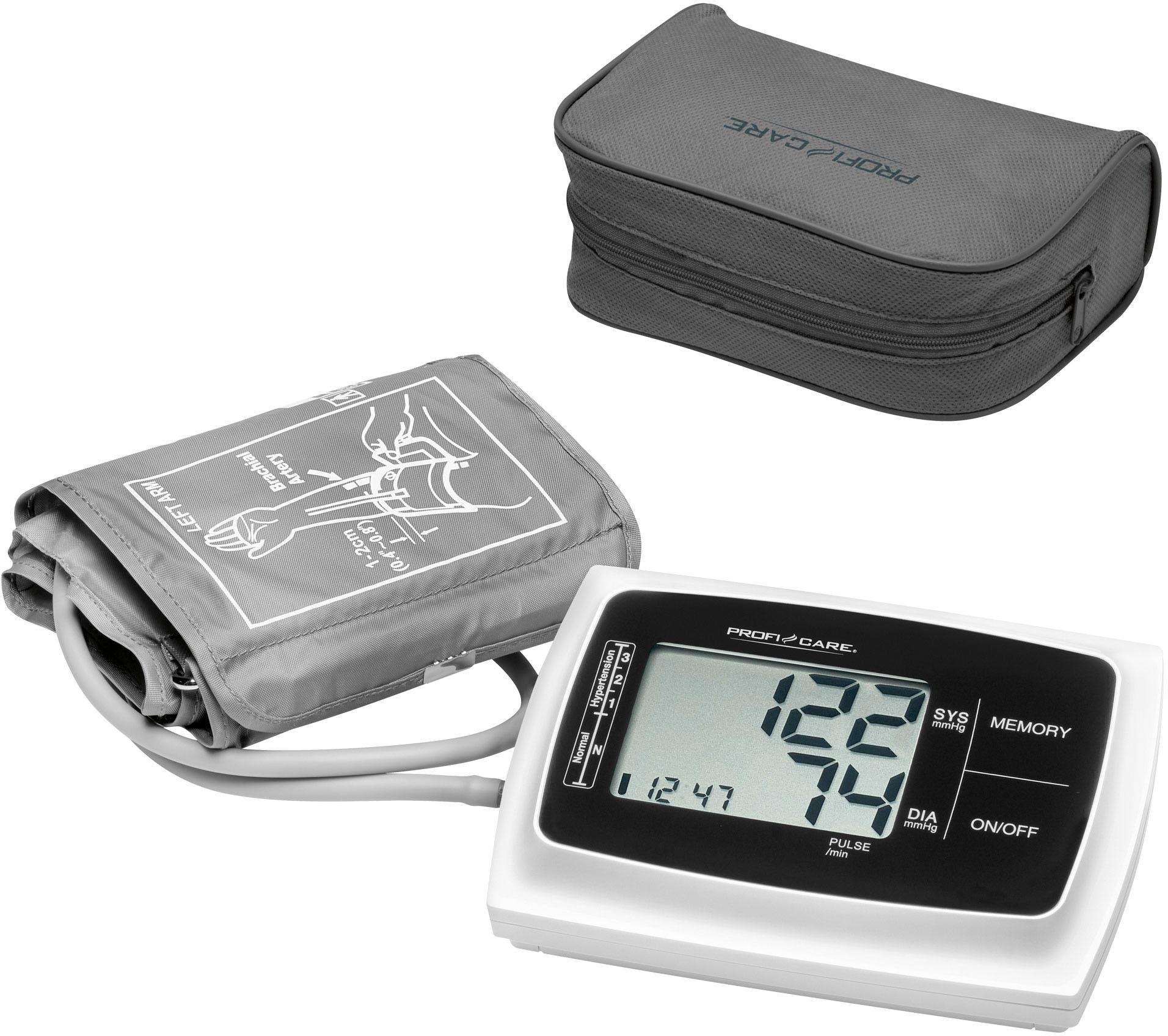 ProfiCare »PC-BMG 3019« bovenarm-bloeddrukmeter voordelig en veilig online kopen