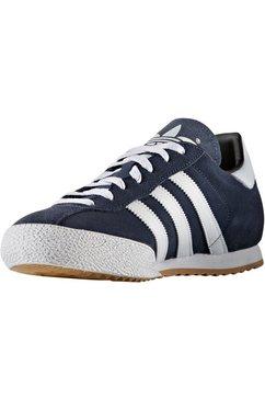 adidas originals sneakers samba blauw