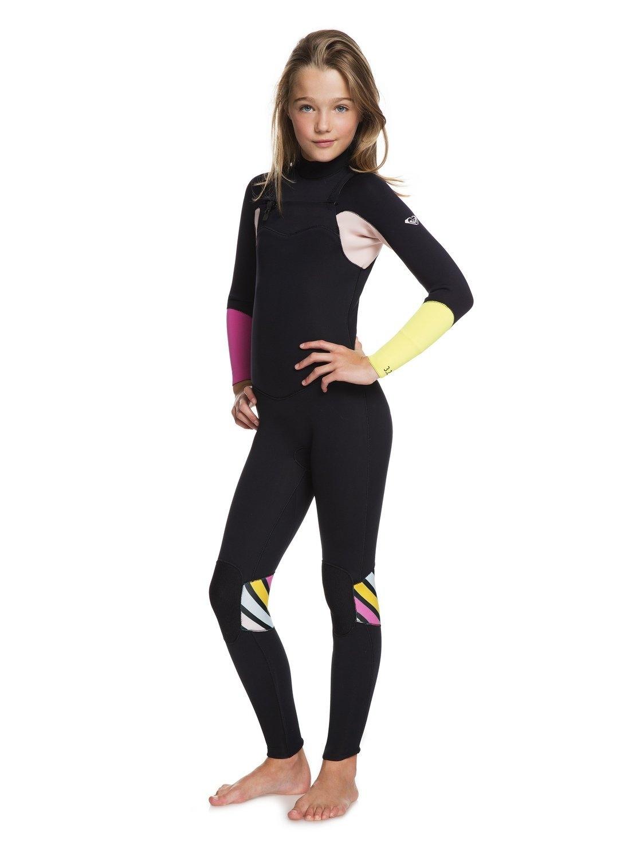 Roxy - 3/2mm POP Surf - Wetsuit met een Borstrits voor Meisjes 8-16 goedkoop op otto.nl kopen