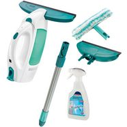 leifheit »dry  clean set« raamzuiger groen