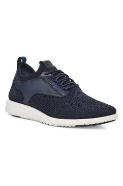 ugg sneakers hyperweave in coole materialenmix blauw