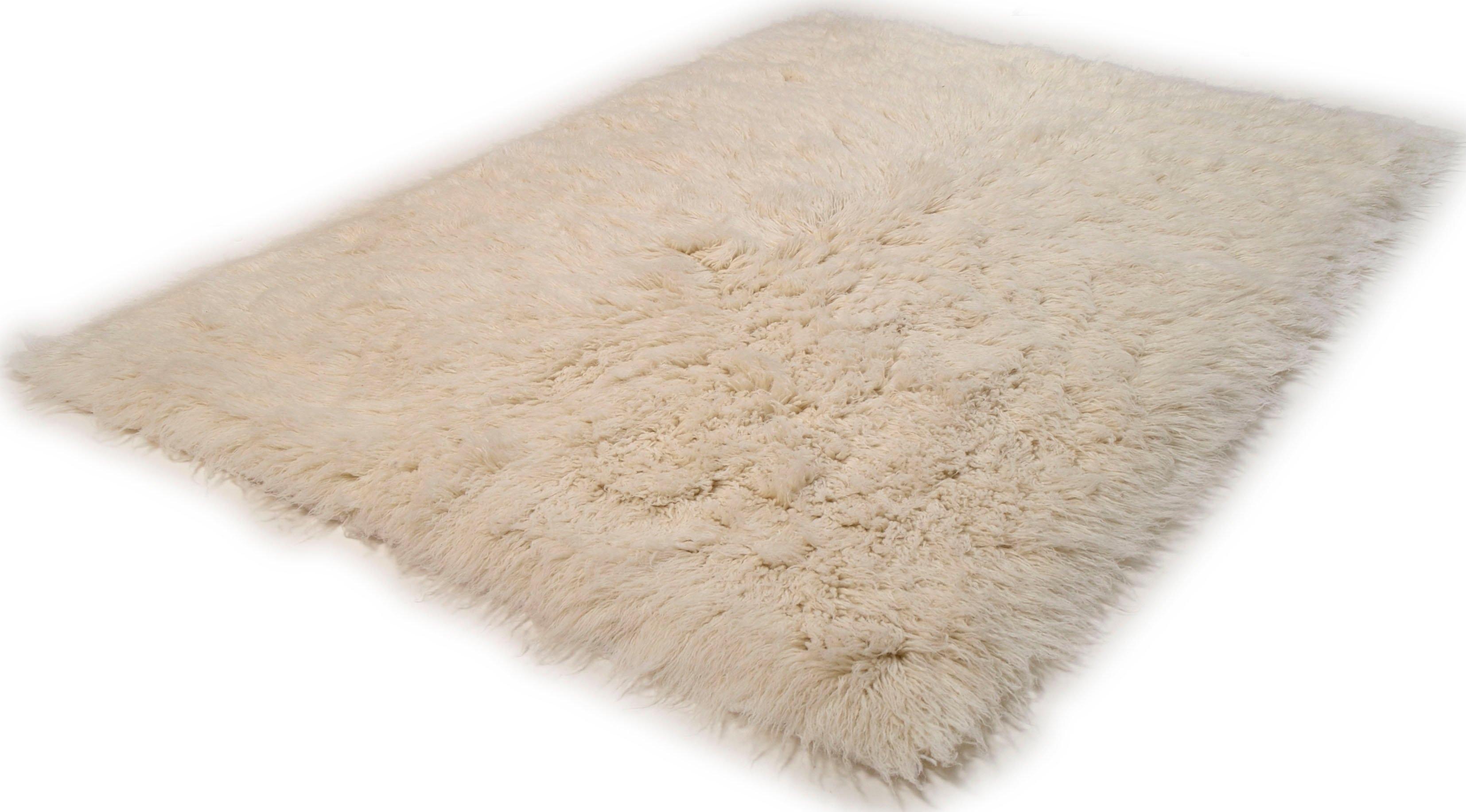 THEKO wollen kleed Flokati XXL zuivere wol, met de hand geweven, woonkamer nu online kopen bij OTTO