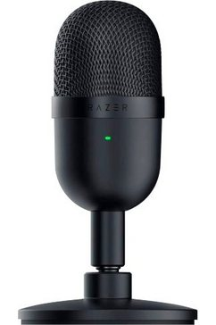 razer microfoon seiren mini zwart
