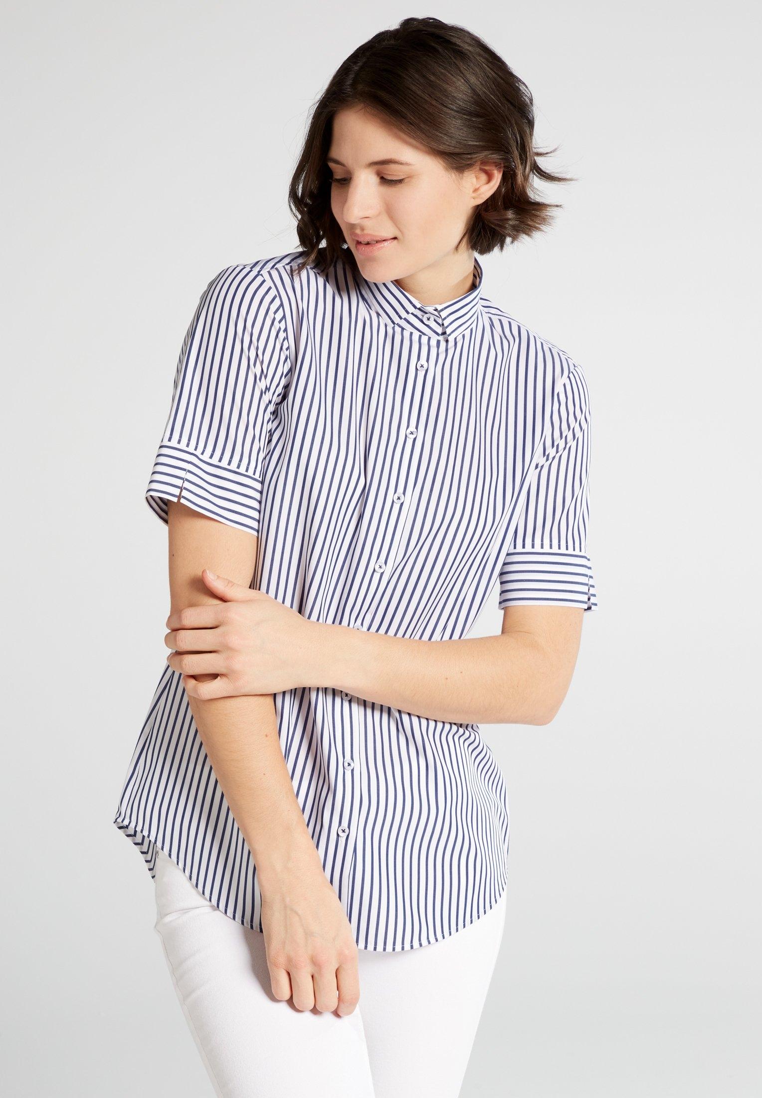 Eterna blouse met korte mouwen MODERN CLASSIC Korte mouwen - verschillende betaalmethodes
