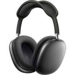 apple over-ear-hoofdtelefoon airpods max grijs