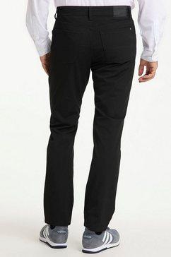 pioneer authentic jeans stretchbroek »rando« zwart