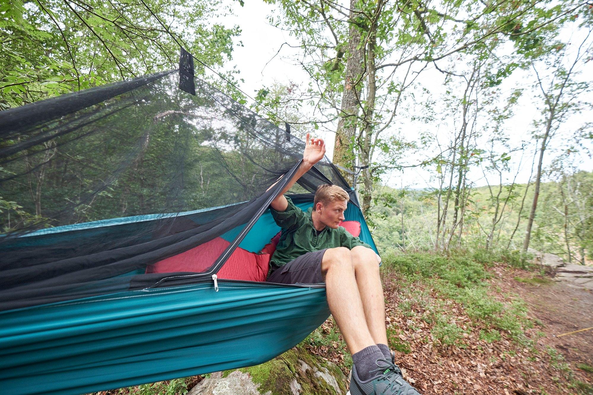 GRAND CANYON hangmat Bass Mosquito Hammock Storm voordelig en veilig online kopen
