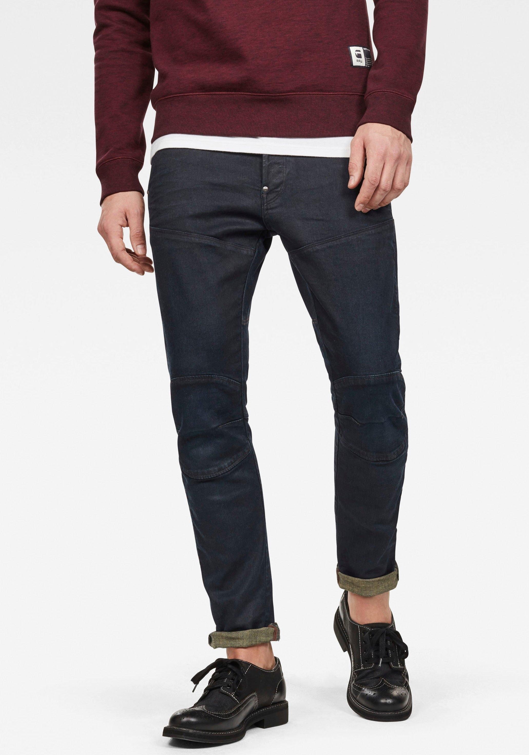 G-Star RAW slim fit jeans 3D Slim dry waxed - verschillende betaalmethodes