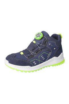 ricosta sneakers in tex-uitvoering blauw