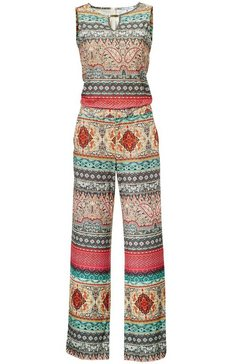 linea tesini by heine jumpsuit multicolor