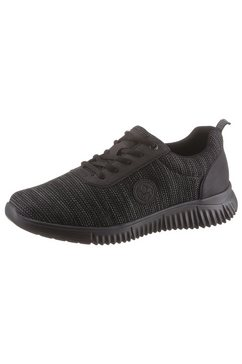 rieker sneakers zwart