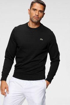 lacoste sweatshirt zwart