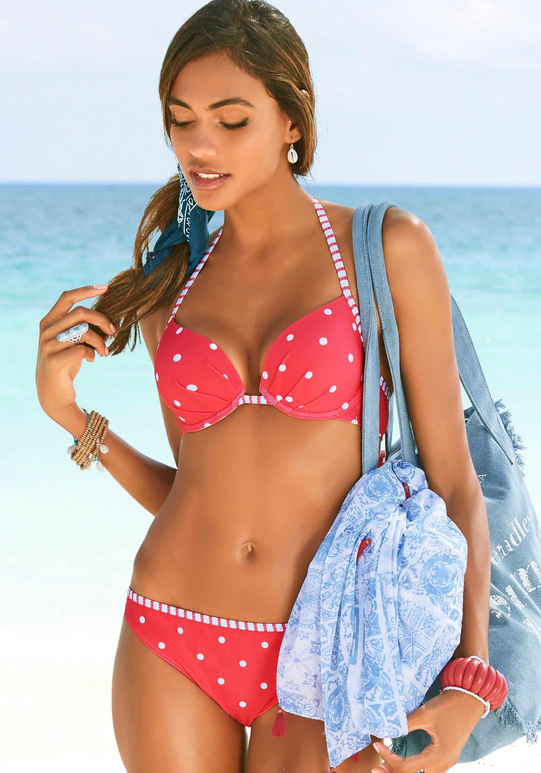 s.Oliver RED LABEL Beachwear s.Oliver Beachwear bikinibroekje »Audrey« in de webshop van OTTO kopen