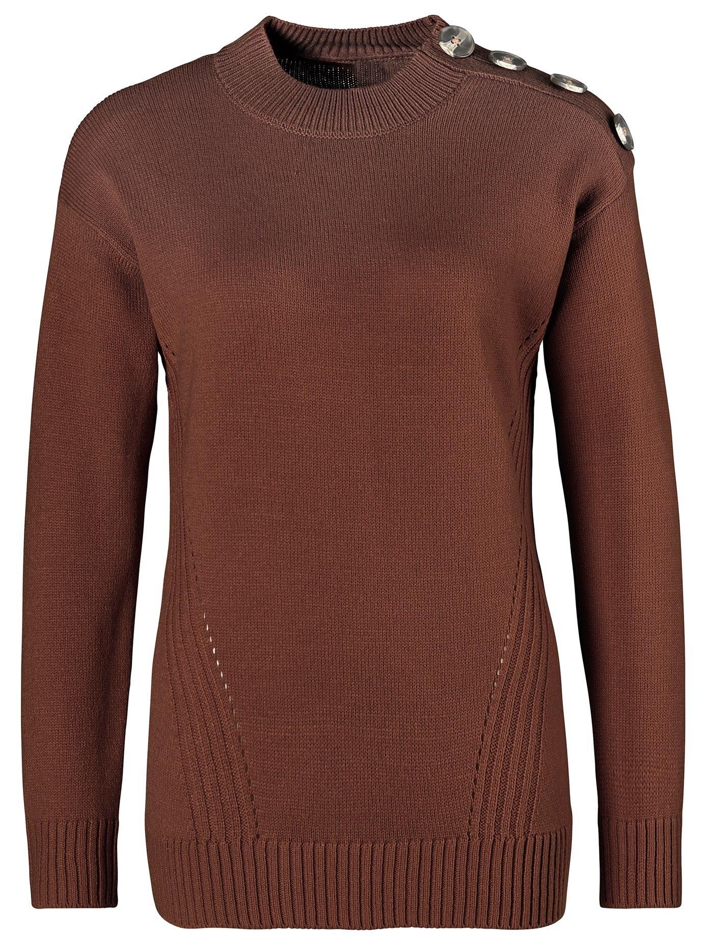 Classic Basics trui met staande kraag goedkoop op otto.nl kopen