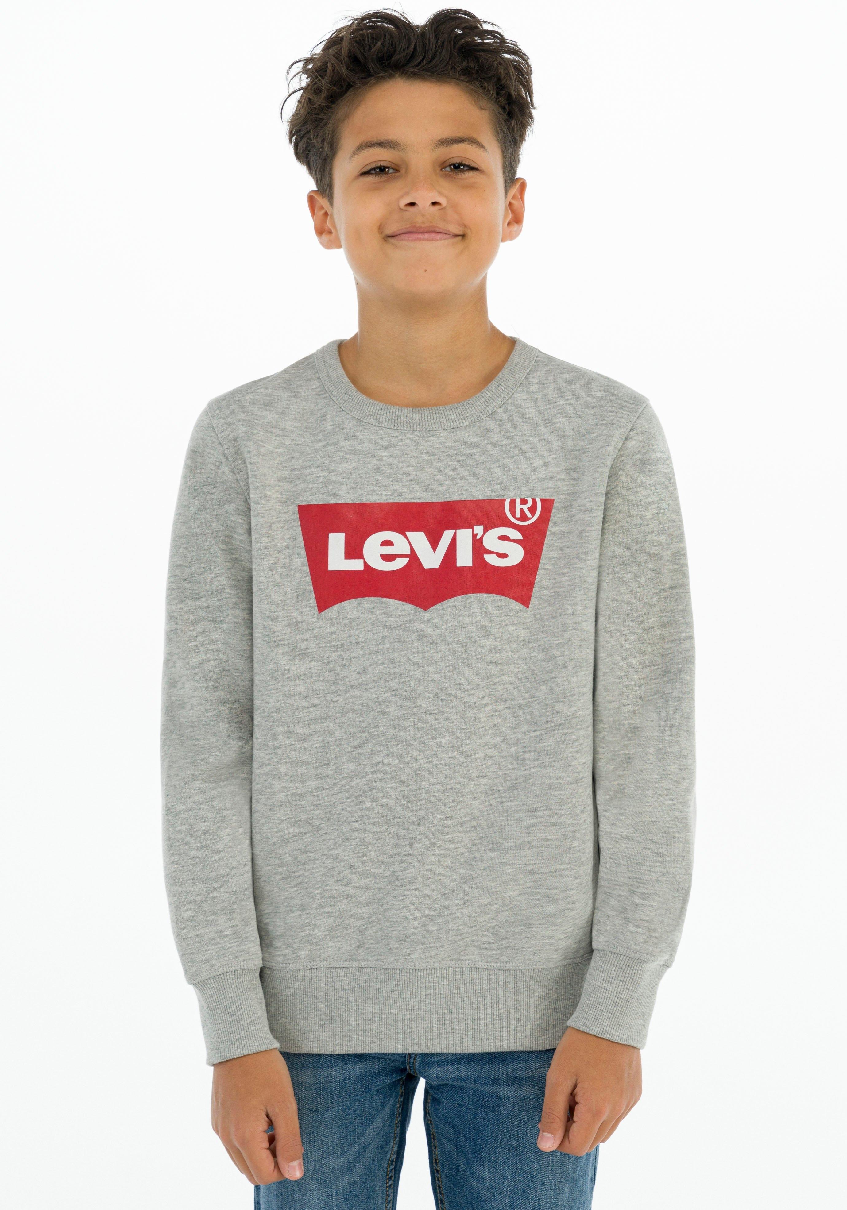 Op zoek naar een Levi's Kidswear sweatshirt »LVB BATWING CREWNEC«? Koop online bij OTTO