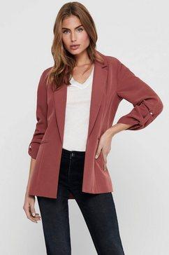 only blouseblazer onlkayle-orleen 3-4 blazer rood