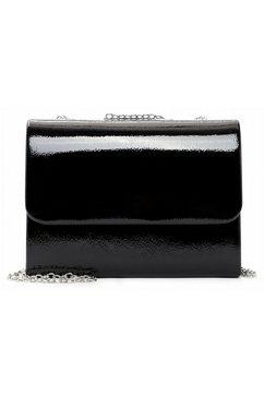 tamaris clutch »amalia« zwart