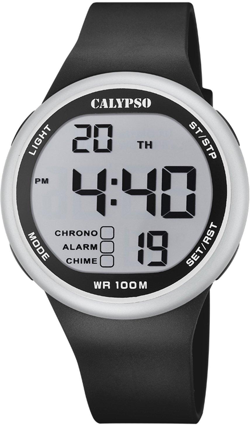 CALYPSO WATCHES chronograaf »Color Splash, K5795/2« nu online bestellen