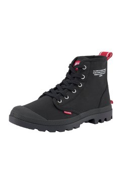 palladium sneakers »pampa hi dare« zwart