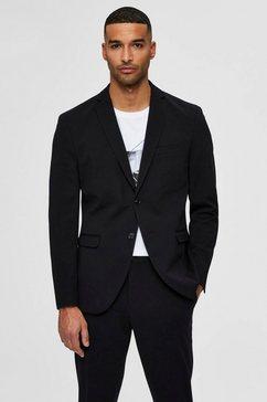 selected homme colbert bij een pak »jim blazer« zwart