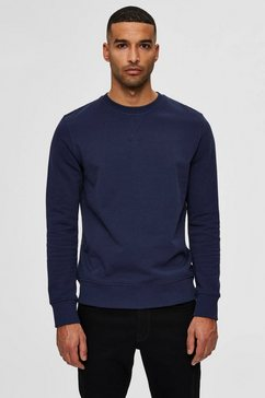 selected homme sweatshirt »jason crew neck sweat« blauw