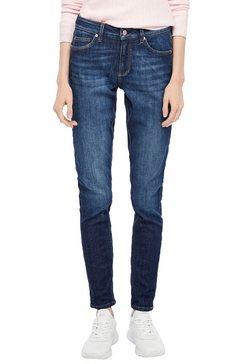 q-s designed by skinny fit jeans »sadie« blauw