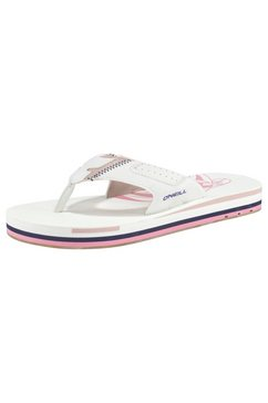 o'neill teenslippers wit