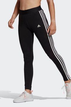 adidas performance functionele tights essentials legging zwart