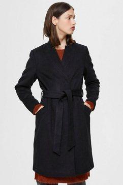 selected femme korte jas »slfmella« zwart