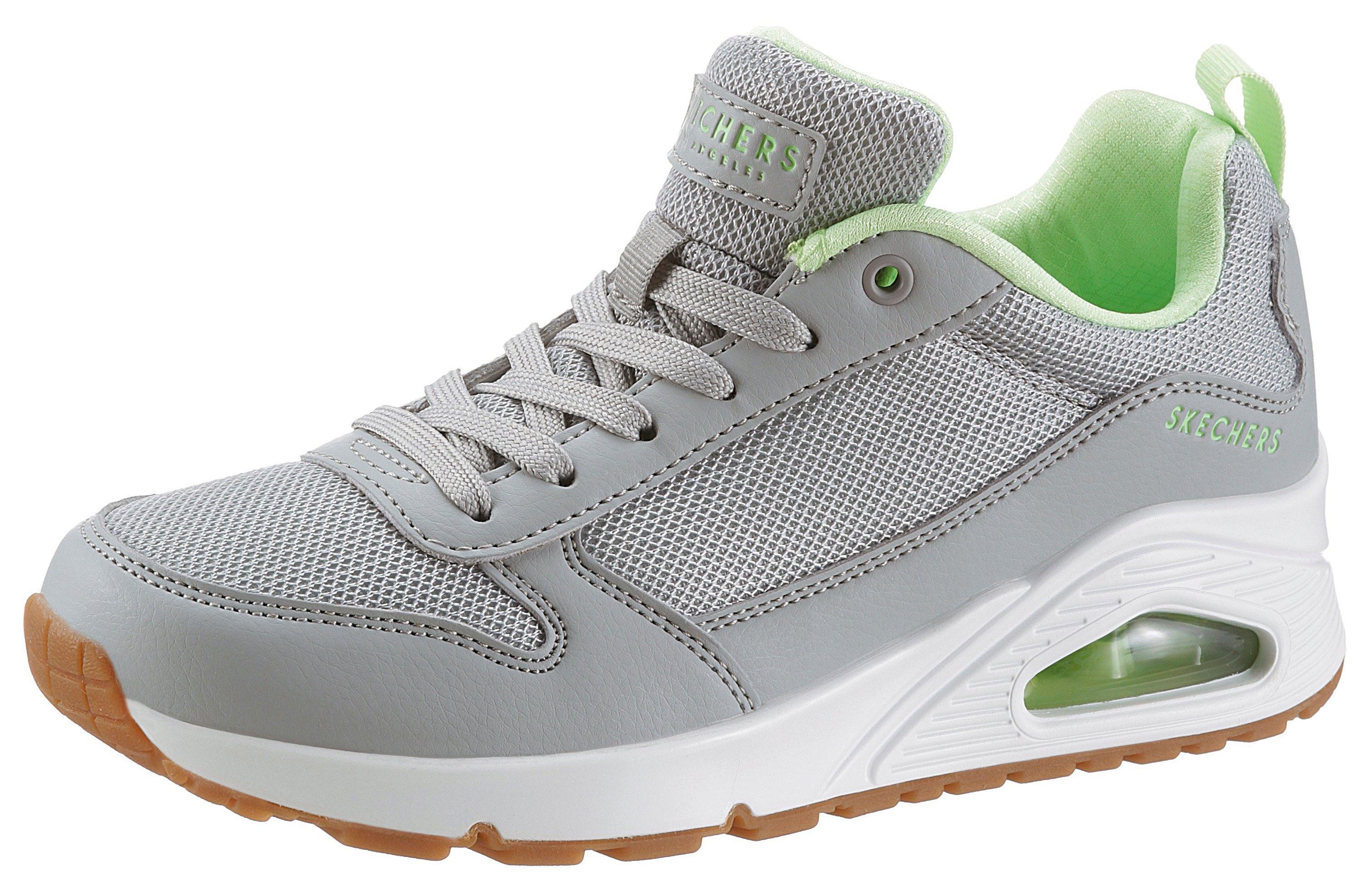 Skechers Sneakers met sleehak Uno met luchtkamerzool in de webshop van OTTO kopen
