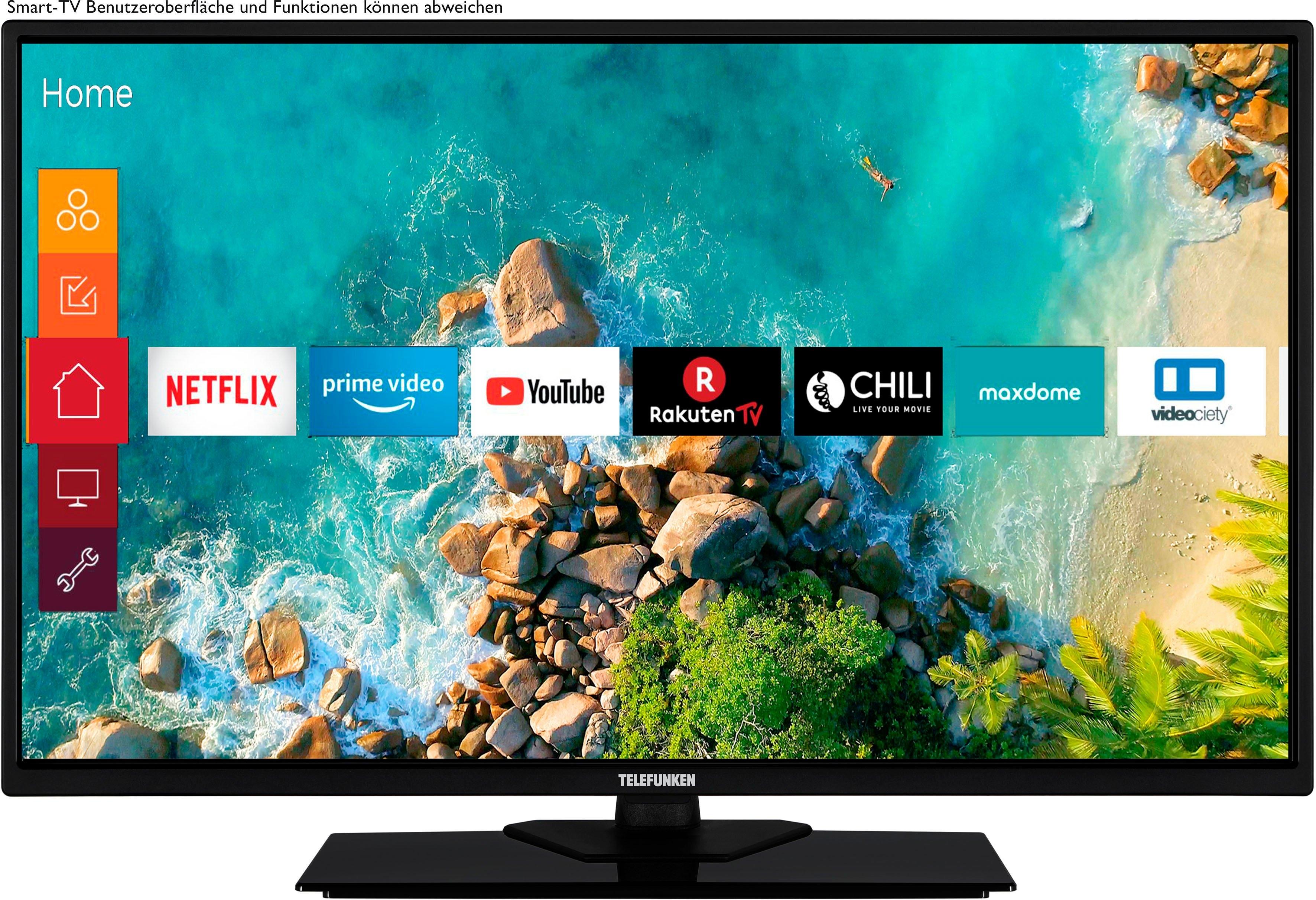 Telefunken »D32F554M1CW« LED-TV voordelig en veilig online kopen