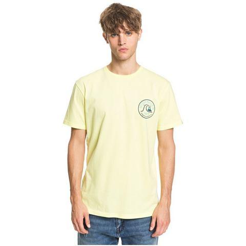 NU 20% KORTING: Quiksilver T-shirt CLOSE CALL SS